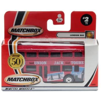 Matchbox 95804 - London Bus #275