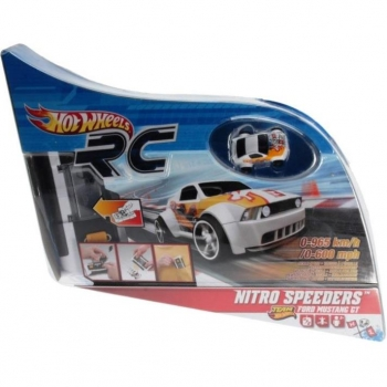 Mattel Hot Wheels WE1303 - RC iNitro Speeders 2.0 Mustang