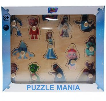 Steckpuzzle Story MANIA 2054