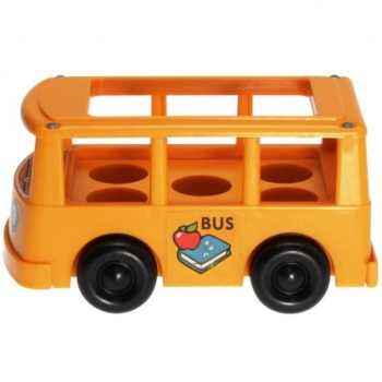 Fisher-Price - 1979 - Play Family Mini-Bus 4546