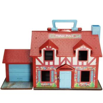 Fisher-Price - 1980 - Play Family House B952B1