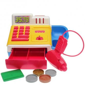 Fisher-Price - 1997 - Cash Register 72412