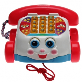 Fisher-Price - 1999 - Chatter Pal Phone 72774