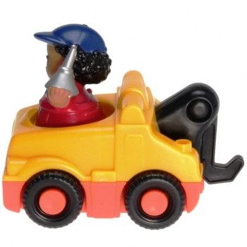 Fisher-Price Little People - Sounds Tow Truck