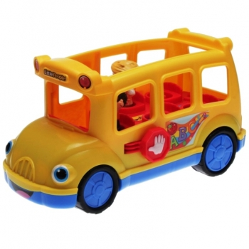 Fisher-Price Little People CBL55 - Schulbus