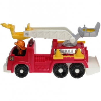 Fisher-Price Little People L3940 - Koby and His Rescue Rig