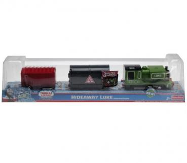 Fisher-Price X0763 - Trackmaster Thomas Greatest Moments Hideaway Luke
