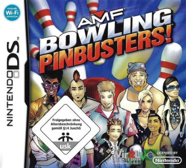 Nintendo DS - AMF Bowling: Pinbusters!