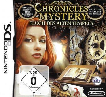 Nintendo DS - Chronicles of Mystery - Fluch des alten Tempels