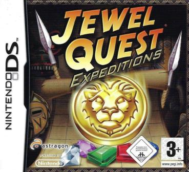 Nintendo DS - Jewel Quest Expedition