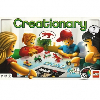 LEGO Games 3844 - Creationary