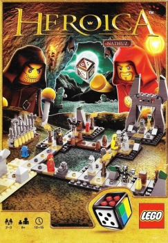 LEGO Games 3859 - Heroica - Caverns of Nathuz