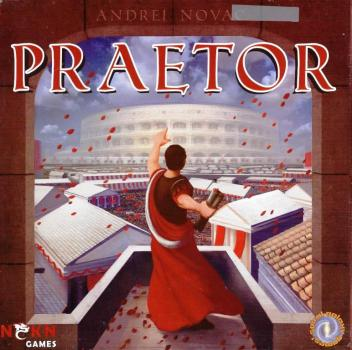 NSKN Legendary Games - Praetor Board Game