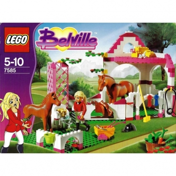 LEGO Belville 7585 - Horse Stable