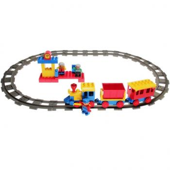 LEGO Duplo  2732 - Push-Along Play Train Set