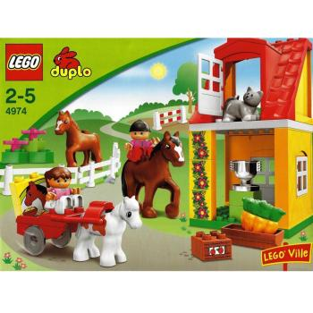 LEGO Duplo  4974 - Horse Stables