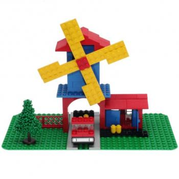LEGO Legoland  352 - Windmill and Lorry