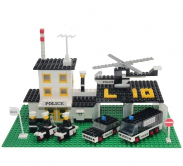 LEGO Legoland  370 - Police Headquarters