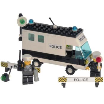 LEGO Legoland 6676 - Mobile Command Unit