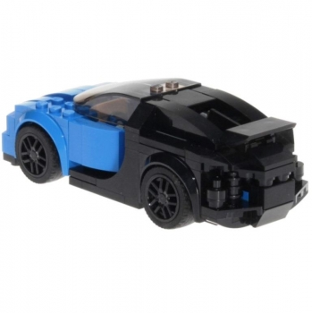lego speed champions 75878 - bugatti chiron - decotoys
