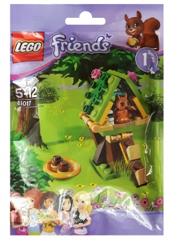 LEGO Friends 41017 - Squirrel's Tree House