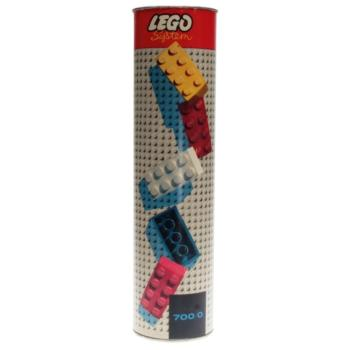 LEGO   700/0 - Basic set (Canister)