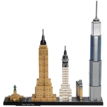 LEGO Architecture 21028 - New York City