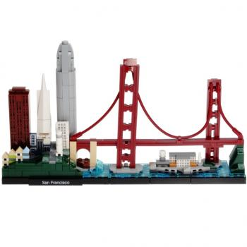 LEGO Architecture 21043 - San Francisco