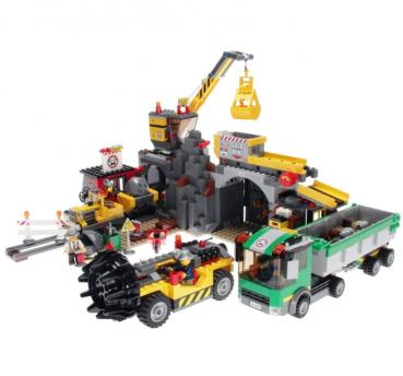 LEGO City  4204 - The Mine