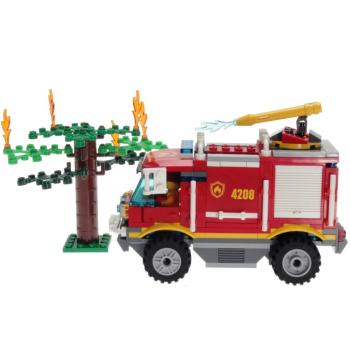 LEGO City  4208 - Fire Truck