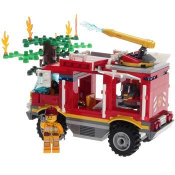 Lego City 4208 Fire Truck Decotoys