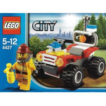 LEGO City  4427 - Fire ATV