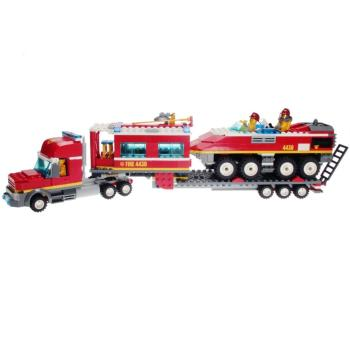 LEGO City  4430 - Fire Transporter