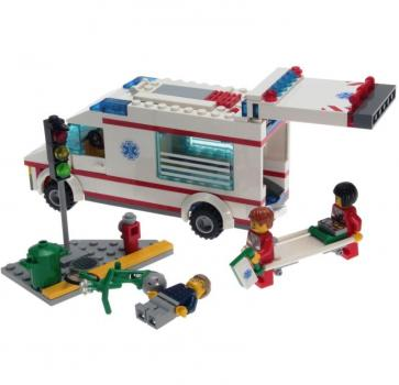 LEGO City  4431 - Ambulance