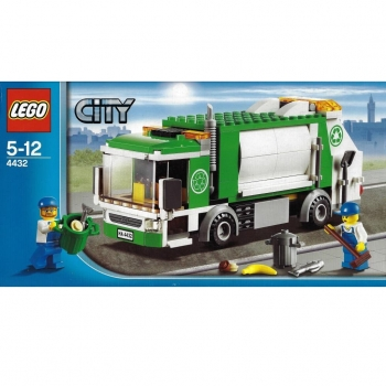 LEGO City  4432 - Garbage Truck