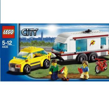 LEGO City  4435 - Car and Caravan