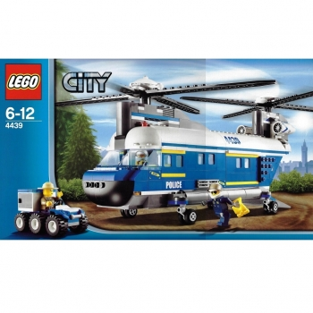 LEGO City  4439 - Heavy-Lift Helicopter
