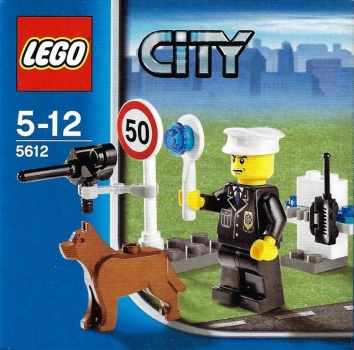 LEGO City  5612 - Police Officer