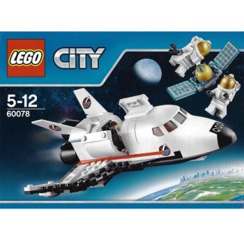 LEGO City 60078 - Utility Shuttle