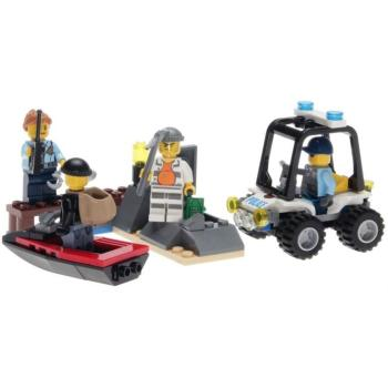 Lego Gefängnisinsel Set Polizei 60127 Starter City m0PwyvnO8N