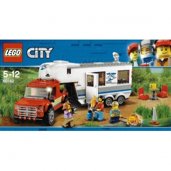 LEGO City 60182 - Pickup & Caravan