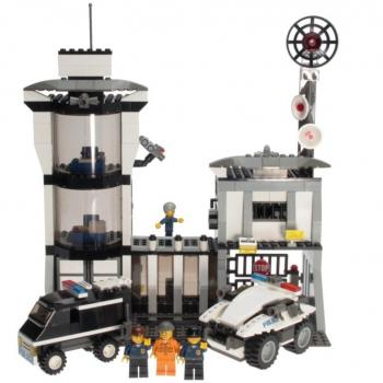 LEGO City  7035 - Police HQ