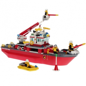 LEGO City  7207 - Fire Boat
