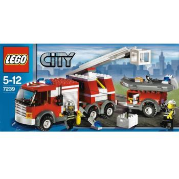 LEGO City  7239 - Fire Truck