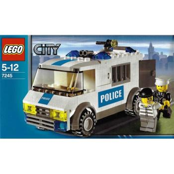 LEGO City  7245 - Prisoner Transport