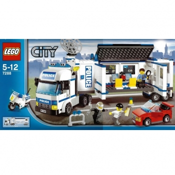 LEGO City  7288 - Mobile Police Unit