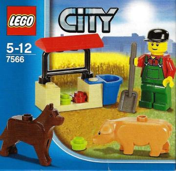 LEGO City  7567 - Farmer