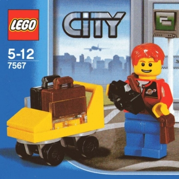LEGO City  7567 - Traveller