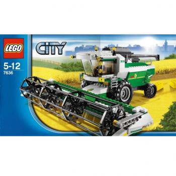 LEGO City  7636 - Combine Harvester