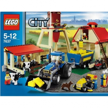 LEGO City  7637 - Farm